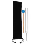 Оригинал              Алюминиевый сплав OM 136.1Hz Сердце Tuning для Yoga вилочных чакр энергетических настроек