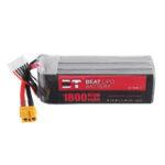 Оригинал              BT BEAT 22.2V 1800mAh 65C 6S Lipo Батарея XT60 Разъем для RC Racing Дрон