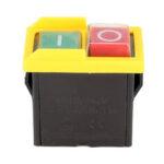 Оригинал              5 Шт. 250 В Универсальный KJD20-2 NVR Защитный Выключатель Аварийная Остановка Saftey Cut Off Killer Touch Switch