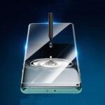 Оригинал              Bakeey HD Прозрачный UV Жидкий Полный Клей Крышка Изогнутый Анти-Взрыв Soft Протектор Экрана Закаленное Стекло для OnePlus 8 Pro