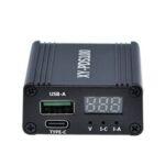 Оригинал              PDS100 QC4.0 QC3.0 Type-C DC12-28V 100 Вт Step-Up Мобильный телефон Модуль быстрой зарядки для Huawei SCP / FCP Apple PD