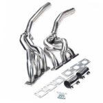 Оригинал              Глушитель выхлопной трубы Turbo Header Выпускной коллектор для BMW 3-Series E36 323i 325i 328i M3 92-99 2.8L 3.2L