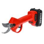 Оригинал              36 В 25 мм 1.3AH Аккумуляторная электрическая ветвь Ножницы 2 Li-ion Аккумуляторы Ножницы для подрезки Электрические ножницы для подрезки
