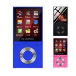 Оригинал              K35 Portable 1.8 дюймов TFT Экран 8 ГБ Bluetooth MP4-плеер Hi-Fi MP3-плеер Аудио-видео плеер Поддержка шагомер FM Радио Электронная книга
