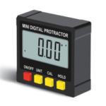 Оригинал              Large LCD Магнитный цифровой транспортир Угловой искатель 360 ° Инклинометр Линейка уровня духа