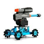 Оригинал              JJRC K7 2.4G Потрясающие дрифт Универсальные колеса Всенаправленная вода B'o'mbs Запуск робота RC Авто