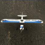 Оригинал              Fun Cub 1100 мм Размах Крыла EPO Моноплан Самолет RC Самолет Набор для Начинающего Тренера