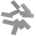 Оригинал              100Pcs Чистый никель 99,96% с низким сопротивлением Батарея Газовые накладки Коврик для сварки 0.1x4x10 мм