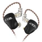 Оригинал              CCA CA16 3.5 мм Проводные наушники 16 Драйверы 7BA + 1DD Наушники-вкладыши Наушники Hi-Fi DJ Монитор Музыка Стерео Наушники Наушники