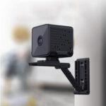 Оригинал              Xiaovv V380-W2 1080P Smart Wireless Батарея Мини IP камера Водонепроницаемы На открытом воздухе AP Wireless Connect IP камера AI Обнаружение движения Инфракрасная но