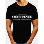 Оригинал              Хлопковая мужская повседневная футболка с принтом Шея