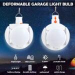 Оригинал              Солнечные Деформируемые На открытом воздухе Светодиодный Лампы Складные Потолочные Работы Футбол НЛО Лампа