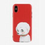 Оригинал              Fashion Pure Собака Мультфильм Шаблон Soft ТПУ Защитный Чехол для iPhone X/XS / XR / XS Макс / 7/8/7 Plus/8 Plus/6 / 6S / 6S Plus/6 Plus