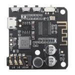 Оригинал              Модуль приема аудио Bluetooth 5.0 Авто Динамик Мощность звука Усилитель Плата Приемник Плата Качество звука без потерь MP3 Декодер Плата