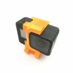 Оригинал              URUAV Ударопоглощающее 3D печатное крепление для Gopro 5/6/7 Action камера