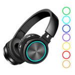 Оригинал              BlitzWolf® AIRAUX AA-ER1 bluetooth 5.0 Наушники с графеновыми наушниками Складные наушники RGB Over Ear Стерео Беспроводная гарнитура Встроенный микрофон Для т