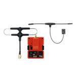 Оригинал              FrSky R9M 2019 Модуль передатчика дальнего радиуса действия 900 МГц и усовершенствованный дальний доступ R9 MX OTA ACCESS 4 / 16CH Приемник Combo с установленн