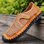 Оригинал              Мужская На открытом воздухе быстросохнущая сетка для повседневной водной обуви