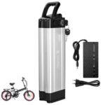 Оригинал              [EU Direct] HyaniteQ HA030-05 Электрический велосипед Батарея 36V 17.5Ah Ячейки Pack E-bike Литий-ионный литий-ионный аккумулятор Батарея для электрического вел