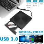 Оригинал              USB 3.0 внешний CD DVD RW Writer Type-c привод горелки Reader Player для ноутбука