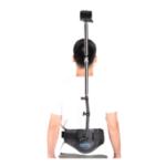 Оригинал              Носимый талийный кронштейн + пуля Time Selfie Палка для аксессуаров Insta360 OneX / One R / gopro8 / 7/6/5/4 Back Bar