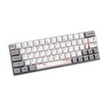 Оригинал              MechZone 73/121 Keys Plum Blossom Keycaps PBT Профиль OEM Cap Key для GH60 GK64 RK61 60/87/96/104/108 Ключи Клавиатура