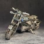 Оригинал              Мстители мотоцикл 3D Металлическая Сборка Модель Головоломки Обои Украшения Игрушки