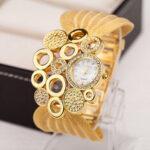Оригинал              Женские наручные часы Deffrun в стиле ретро, модные кварцевые часы