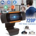 Оригинал              HD цифровая веб-камера ПК камера Запись видео с автоматической фокусировкой USB 2.0 и Микрофон