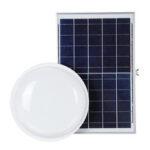 Оригинал              15W / 25W LED солнечный Потолок Лампа Soft Световой эффект Круглая лампа Водонепроницаемы