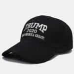 Оригинал              Унисекс Лето UV Защита ВС Шапка Америка США Трамп Выборы 2020 Бейсбол Шапка