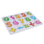 Оригинал              Деревянный Пег Алфавит и цифры Пазлы Буквы Числа Животные Транспортные средства Обучающие игрушки Подарок для малышей Детей