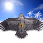 Оригинал              1.8м Eagle Кайт Детский Однолинейный Большой Летающий На открытом воздухе Веселая Игра Игрушка для Детей Для взрослых