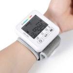 Оригинал              Боксим запястье артериальное давление Монитор Автоматическая LCD Измерение артериального давления Электронный сфигмоманометр Тонометр З