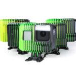 Оригинал              Регулируемый TPU GoPro 5/6/7/8 крепление (0 ~ 60 °) с ND8 Объектив Фильтр для iFlight TITAN XL5 / DC5 / Nazgul5 / SL5 / SL5-E