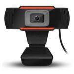 Оригинал              Веб-камера HD Автофокус ПК Веб-USB камера Камеры для видеоконференций с Микрофон