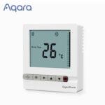 Оригинал              Aqara x EigenStone S2 Интеллектуальный термостат ZigBee для центральной системы кондиционирования APP Дистанционное Управление Время работы с шлюзом Xi