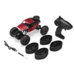 Оригинал              1/12 2.4G 4WD Металлический корпус Rock Crawler Snow RC Авто Модели автомобилей