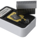 Оригинал              QIANLI Приспособление для поддержания постоянной температуры в горячем камне для ТЕЛЕФОНА 7-11 Pro Макс NAND ЦП Отпечаток пальца ЧИП Сварочная пла