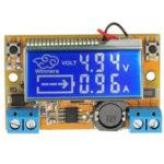 Оригинал              Регулируемый кнопочный модуль DC-DC с LCD Дисплей