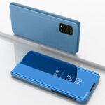 Оригинал              Bakeey для Xiaomi Mi 10 Lite Чехол Покрытие Mirror Окно противоударный Флип Полный защитный чехол Чехол