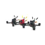 Оригинал              FUS Spartan V3 99 мм колесная база F411 F4 Контроллер полета AIO 20A ESC 2-4S Freestyle FPV Racing Дрон PNP с 200 мВт VTX Runcam Nano 2 FPV камера