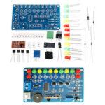 Оригинал              SMD Music Лампа Circuit Набор DIY Электронное производство Учебные детали