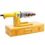 Оригинал              Полностью автоматическое электрическое отопление трубы сварки Инструмент машина сварки для PB PPR PE PP Трубка