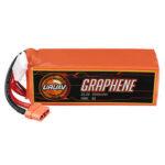 Оригинал              URUAV GRAPHENE 6S 22.2V 5000mAh 95C Lipo Батарея XT90 Разъем для RC Дрон