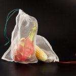 Оригинал              50 шт. Защита фруктов Сумки сельское хозяйство Сад сетка для защиты фруктов и овощей Сумки