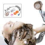 Оригинал              Насадка для ручного душа Ванная комната Поставляет Quick Connect Раковина Шланг Набор опрыскивателей