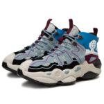 Оригинал              Мужские кроссовки без скольжения дышащий поглощение среднего кроссовки мода повседневная обувь ботильоны