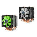Оригинал              Ultra-Silent PC Компьютерные вентиляторы 2200 об / мин 50000 часов Без лампы Радиатор процессора Вентилятор Радиатор Охладитель