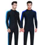 Оригинал              Мужской костюм для дайвинга всего тела Мужчины Женское Гидрокостюм для подводного плавания Плавание Серфинг UV Защитный костюм для подвод